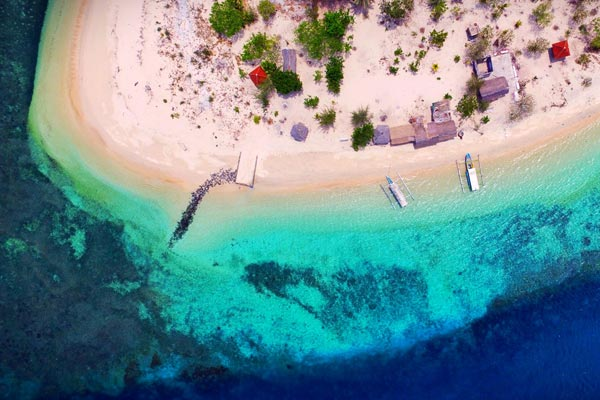 For A Romantic Trip, Gili Bidara Is Great